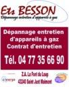 Panneau Besson