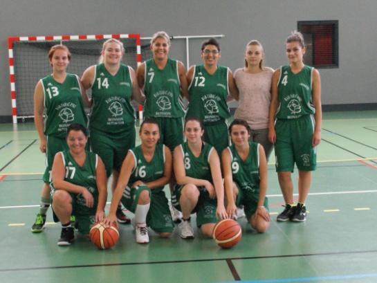 Sénior Féminin - FL Basket Chambon - Équipes