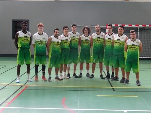 Sénior Masculin - FL Basket Chambon - Équipes