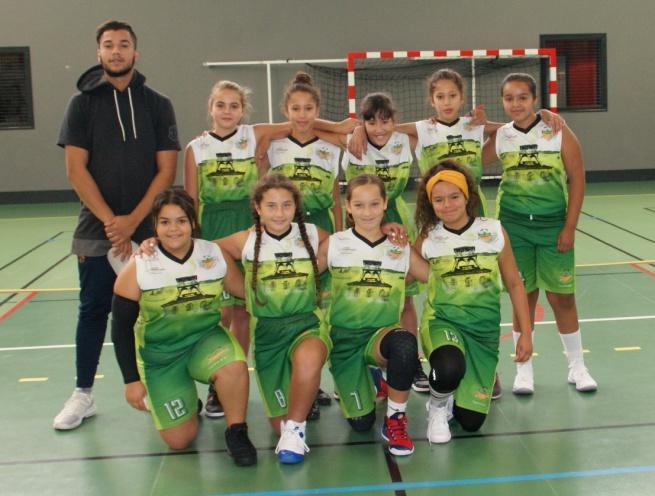 13 F - FL Basket Chambon - Équipes